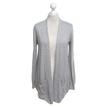 Repeat Cashmere Cardigan in Grau