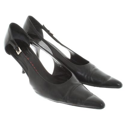 Walter Steiger Leather pumps in black