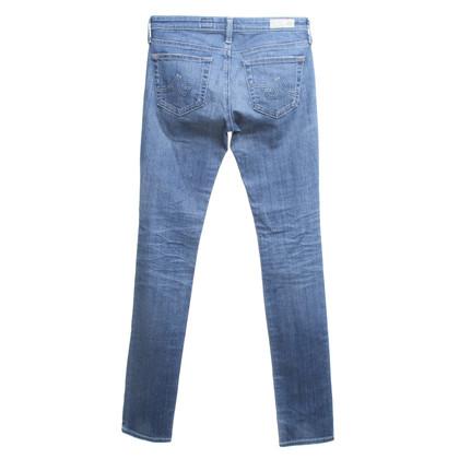 """Adriano Goldschmied Skinny jeans """"Aubrey"""" in blue"""