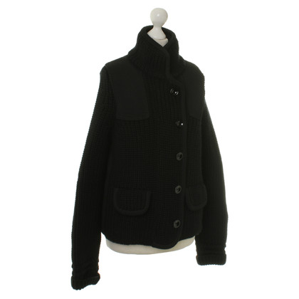 Balenciaga Cardigan in nero