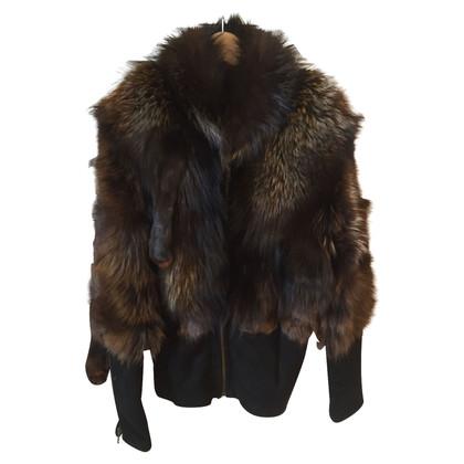 Sonia Rykiel fur jacket