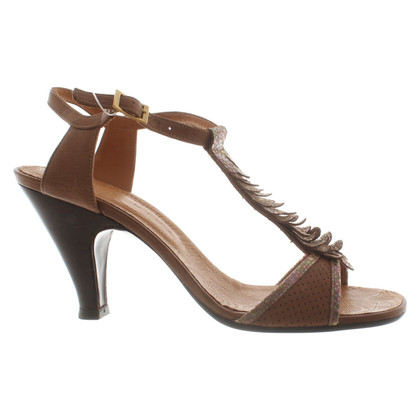 Chie Mihara Sandals in brown