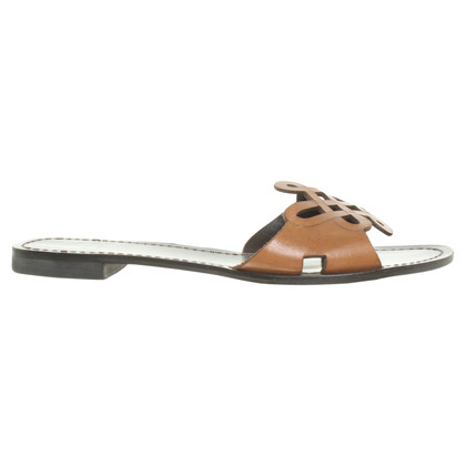 Diane von Furstenberg Sandals in brown