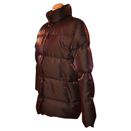 Moncler Daunenjacke in Bordeaux