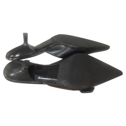 Prada Mules in black
