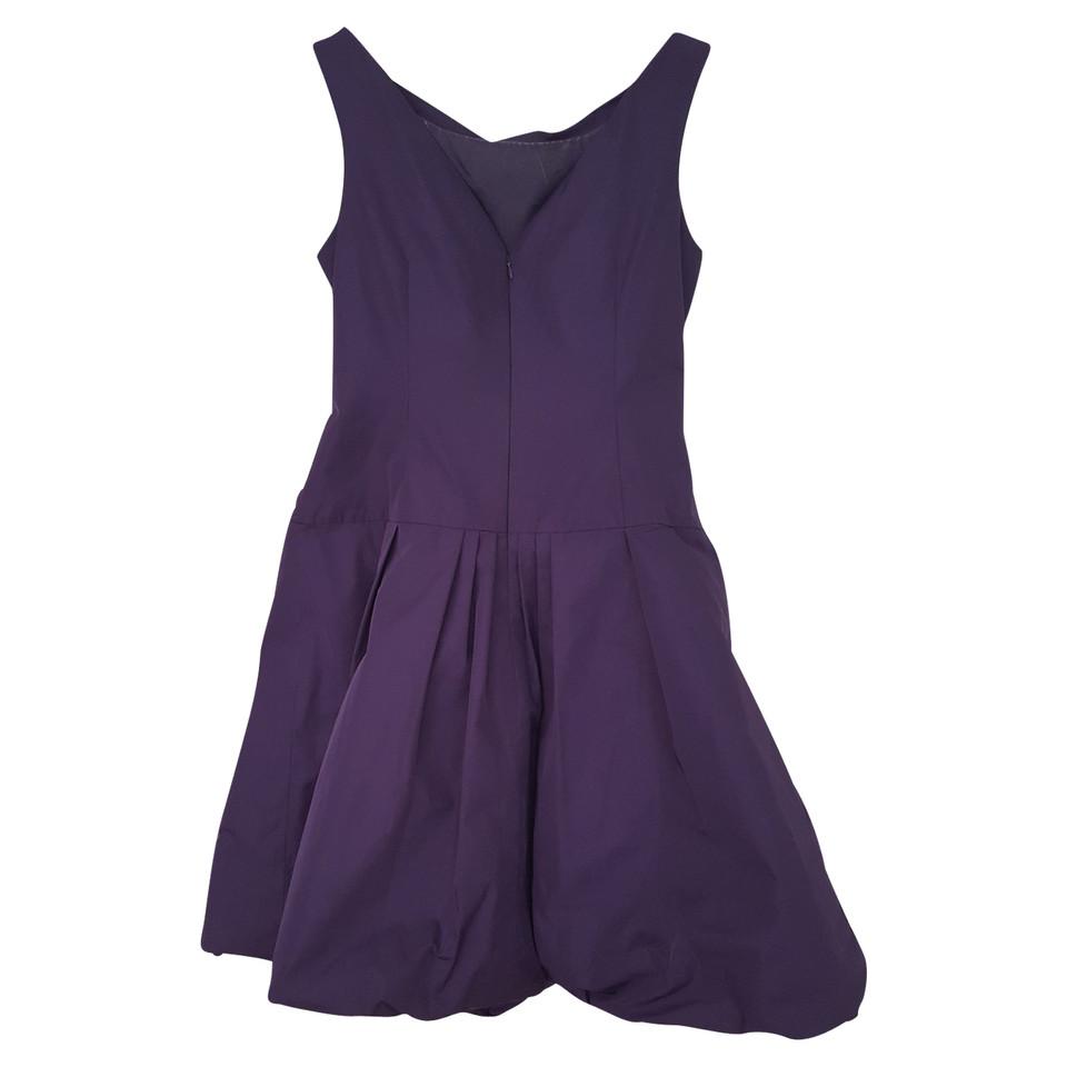 Hobbs Kleid in Violett - Second Hand Hobbs Kleid in Violett ...
