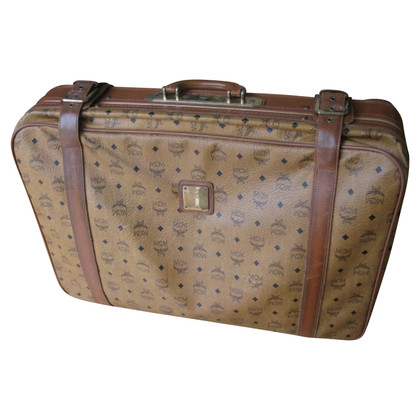 MCM MCM travel case with wheels