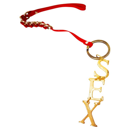 "Dolce & Gabbana Key ring ""SEX"""