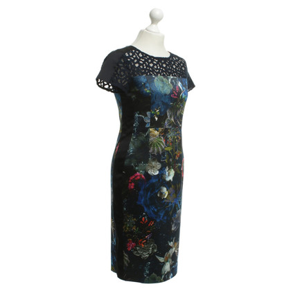Marc Cain Dress with colorful pattern