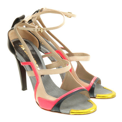 Jil Sander Multi-color stiletto