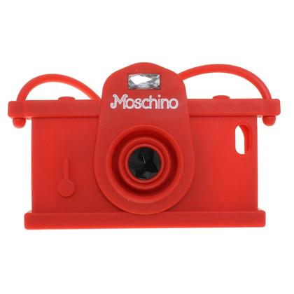 Moschino Caso Smartphone in ottica della fotocamera