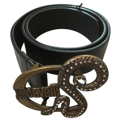 Just Cavalli Just Cavalli snake belt logo