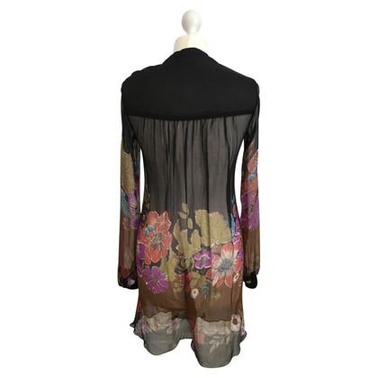 Antik Batik Tunic with pearl trim