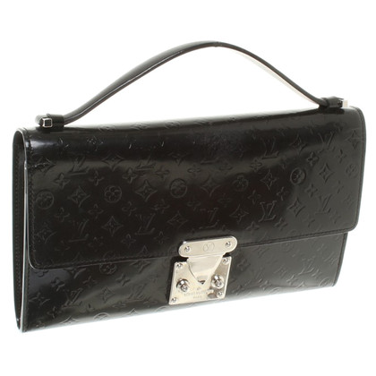 Louis Vuitton clutch in Black