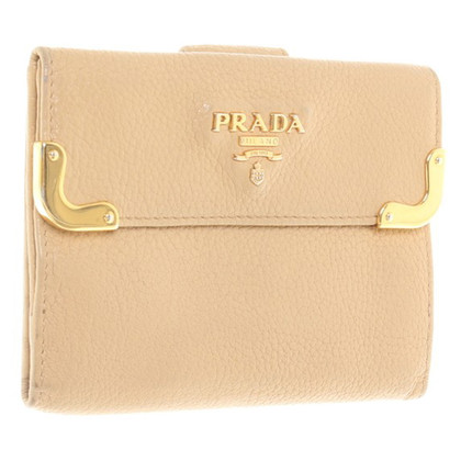 Prada Ocher colored purse