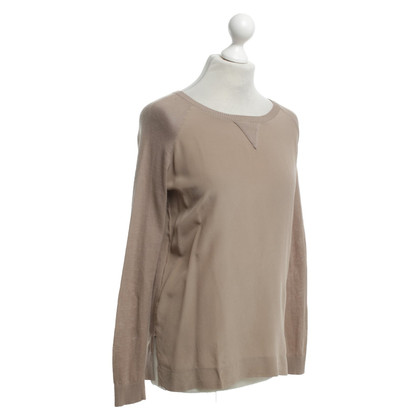 Twin-Set Simona Barbieri Pullover in Braun