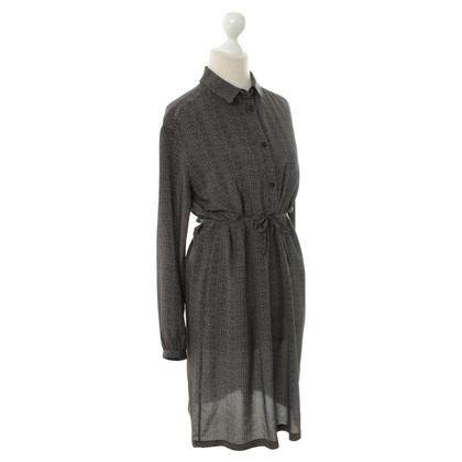 Woolrich Gemustertes Hemdblusenkleid