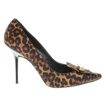 Burberry Prorsum Pumps mit Animal-Print