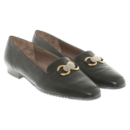Bally Mocassino in pelle nera