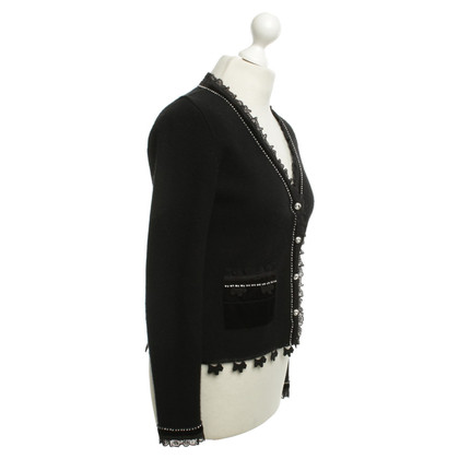 Other Designer Heartbreaker - sweater with ornaments