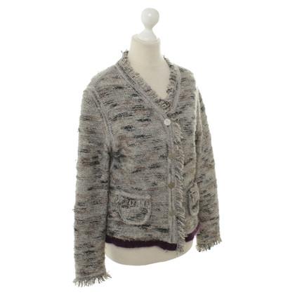 Chanel Cardigan in grigio