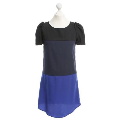 Maison Scotch Dress in blue tones