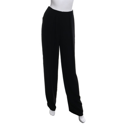 Talbot Runhof trousers in black