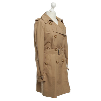 Moncler Cappotto in marrone