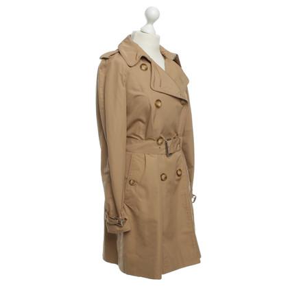 Moncler Coat in bruin