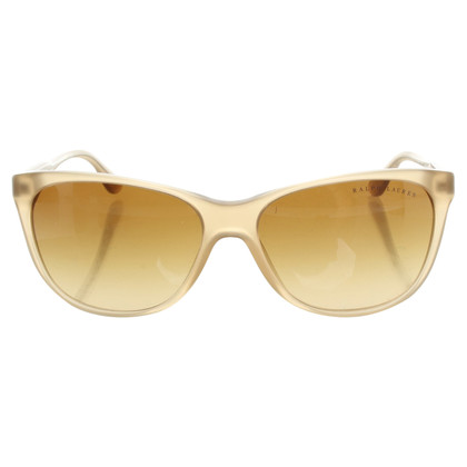 Ralph Lauren Sunglasses in beige
