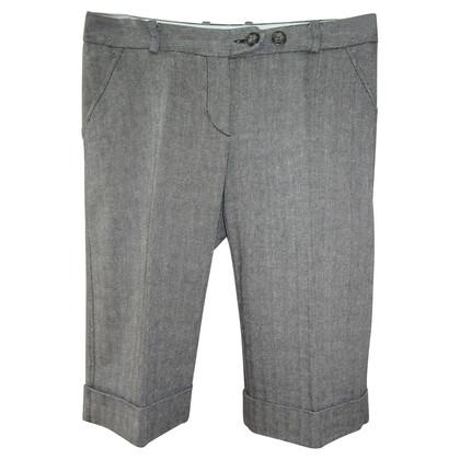 Max Mara Costume pantalon avec les Bermudes