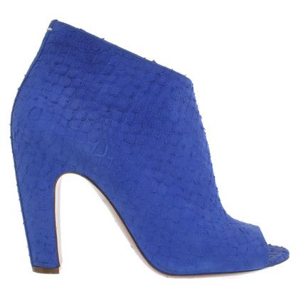 Maison Martin Margiela Ankle boots in reptile look