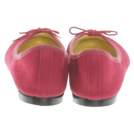 Rot Ballerinas Sole French in French Rot Sole XwqPZ0UX