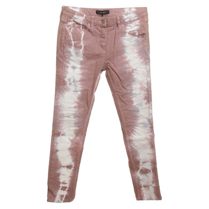 Isabel Marant Jeans in the Batik style