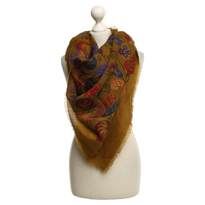 Bogner Scarf with pattern