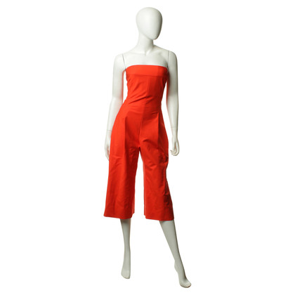 Mulberry Jumpsuit rood
