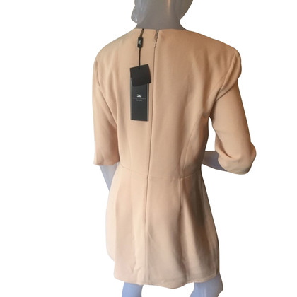 Elisabetta Franchi Dress in Nude