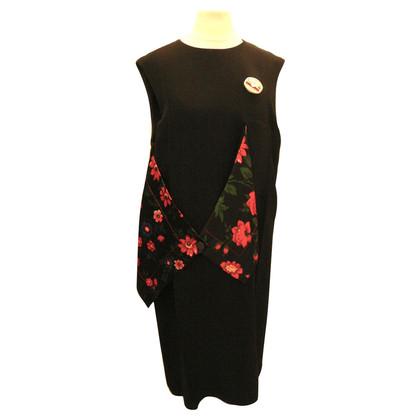 Céline Kleid mit Drapierung