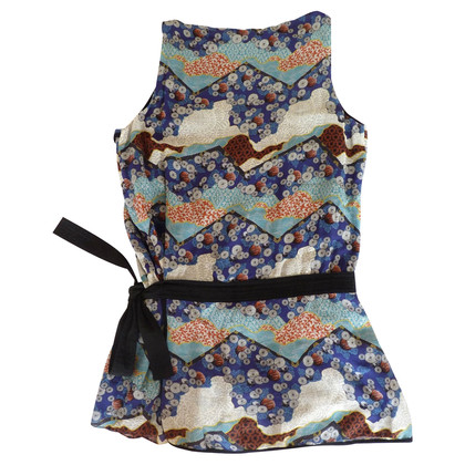 Proenza Schouler Mini abito in seta