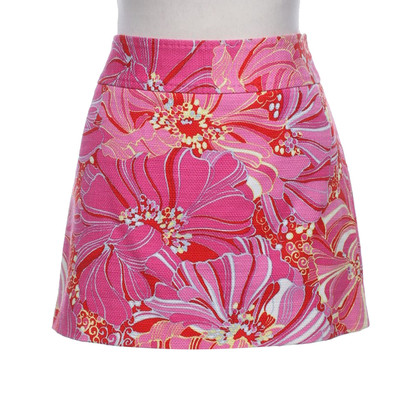 Dolce & Gabbana skirt with a floral pattern