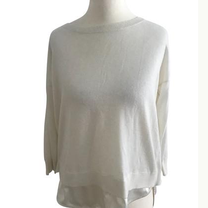 Steffen Schraut Sweater in cream