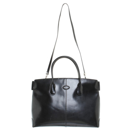 Tod's Handtasche aus Leder