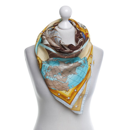 Cartier Scarf with print