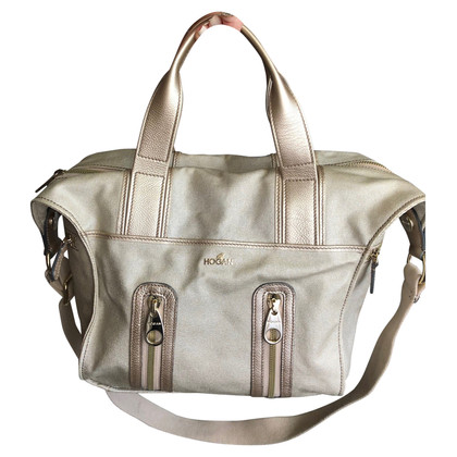 Hogan Handbag in cream