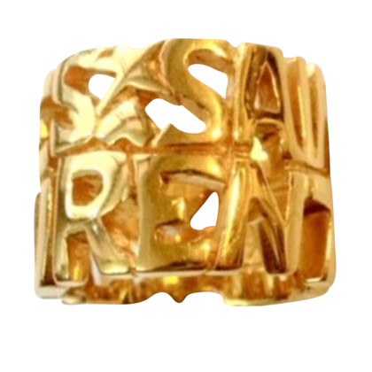 Yves Saint Laurent Gold colored ring