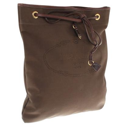 Prada Tote Bag in brown