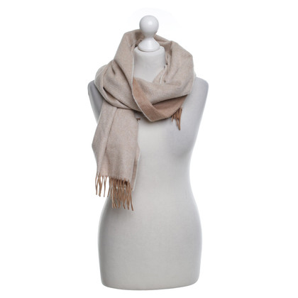 Tod's  Cashmere scarf in bicolour
