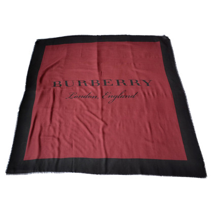 Burberry Woolen cloth with cashmere content