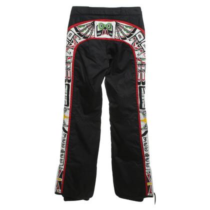Jet Set Ski broeken met patroon
