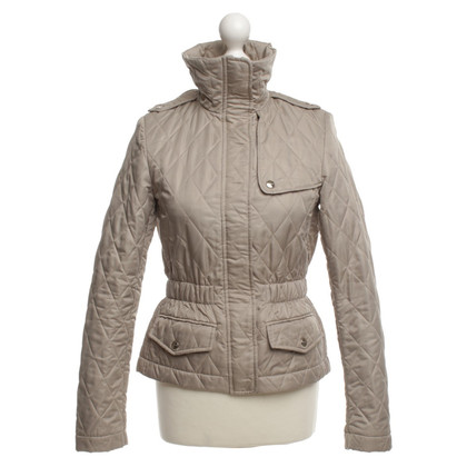 Burberry Quilted Jacket in beige